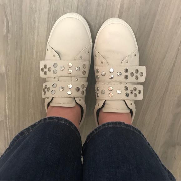 Rebecca Minkoff Natasha Studded Platform Sneaker si9gJr